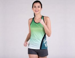 Customized Sublimated Tank Top