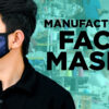 Face Mask Manufacturer - Create Customized Face Masks